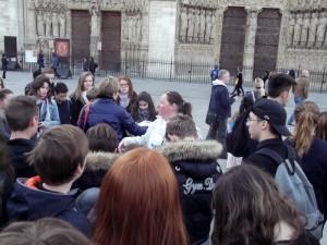 J 3 Notre Dame de PARIS